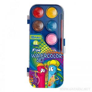 Водени бои