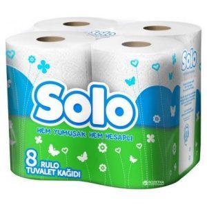 Тоалетна хартија соло