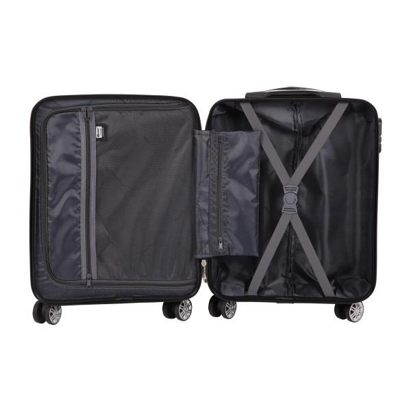 Куфер го ехплоре лукс 28 инчи црн