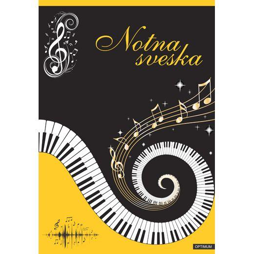 Музичка тетратка