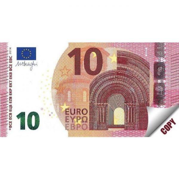 Тефтер 10 евра