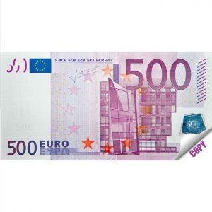 Тефтер 500 евра