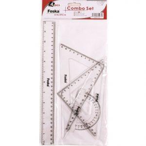 Комплет триаголници